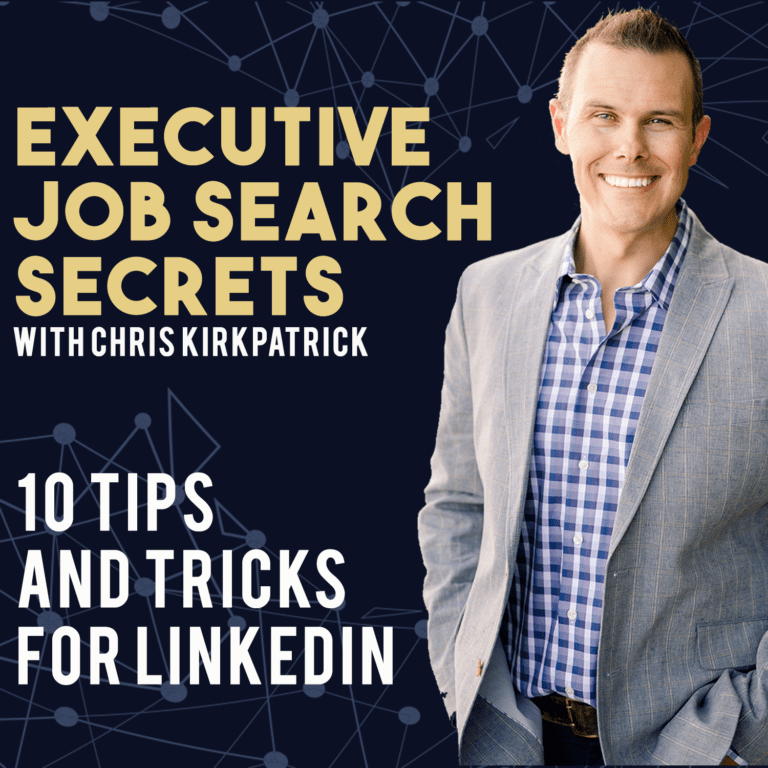 10 Tips and Tricks for Job Search Success on LinkedIn